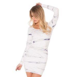Limited BlackMilk Mummy Dress